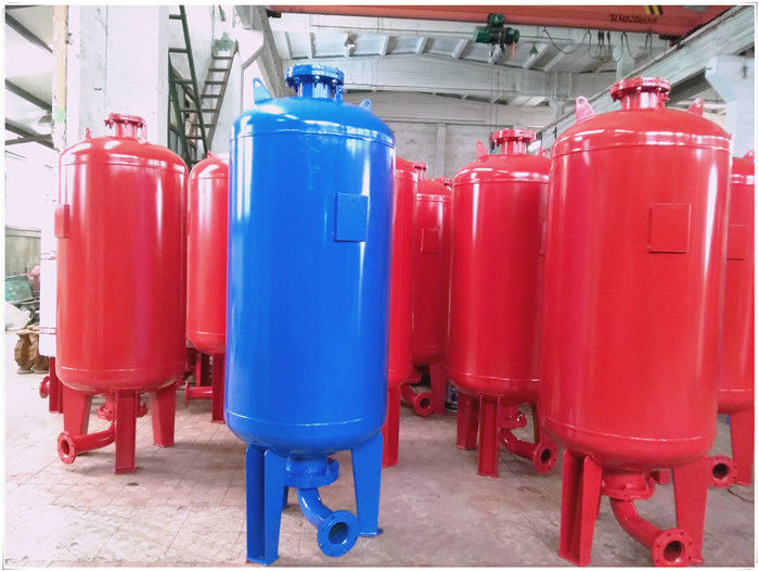 Carbon Steel Diaphragm Pressure Tanks For Well Water Systems 1.6MPa Pressure